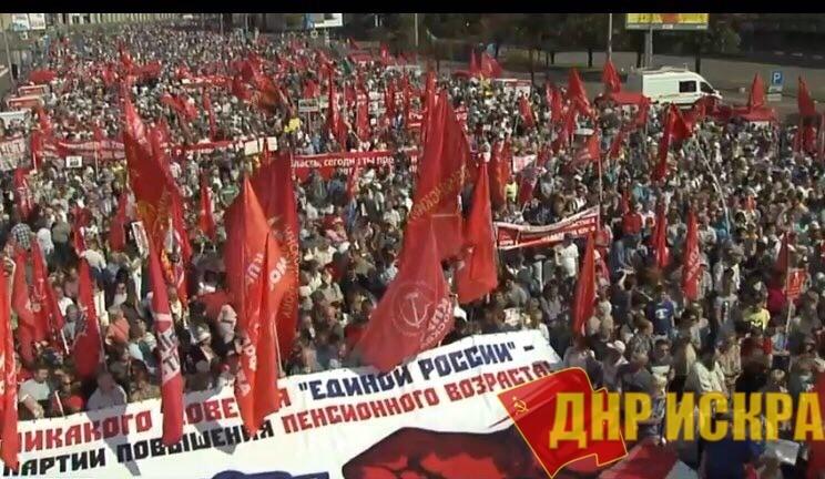 Власть боится прихода осени путинизма