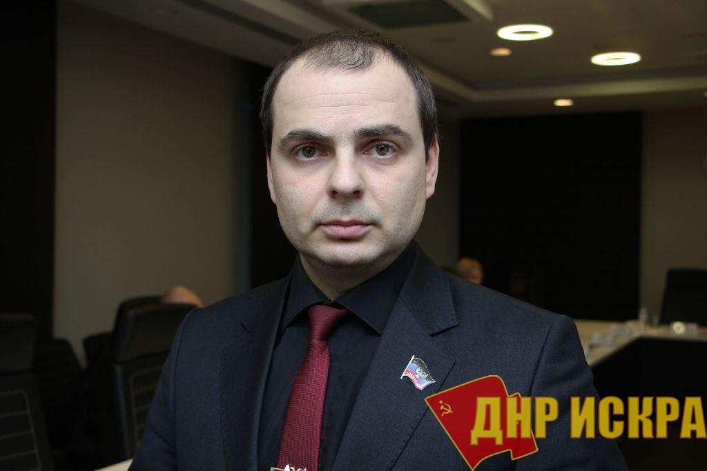 Александр Костенко, бывший телохранитель главы ДНР Александра Захарченко -