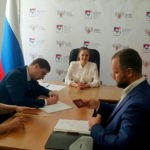 ЦИК ДНР зарегистрировал П.Губарева для участия в выборах Главы ДНР