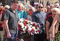 Более 120 тысяч человек пришли проститься с Главой ДНР Александром Захарченко (Видео)
