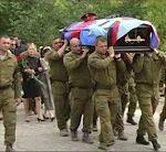 Сегодня в Донецке прошли похороны Вячеслава Доценко с позывным «Славян», который погиб 31 августа в результате теракта в кафе «Сепар».