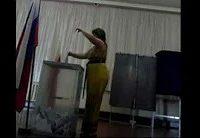 Зафиксирован вброс избирательных бюллетеней в Егорлыкском районе Ростовской области