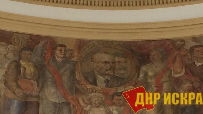 Сталин вернулся на ВДНХ