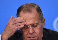 Лавров сделал последнее-распоследнее страшное-престрашное предупреждение Украине и выразил озабоченность