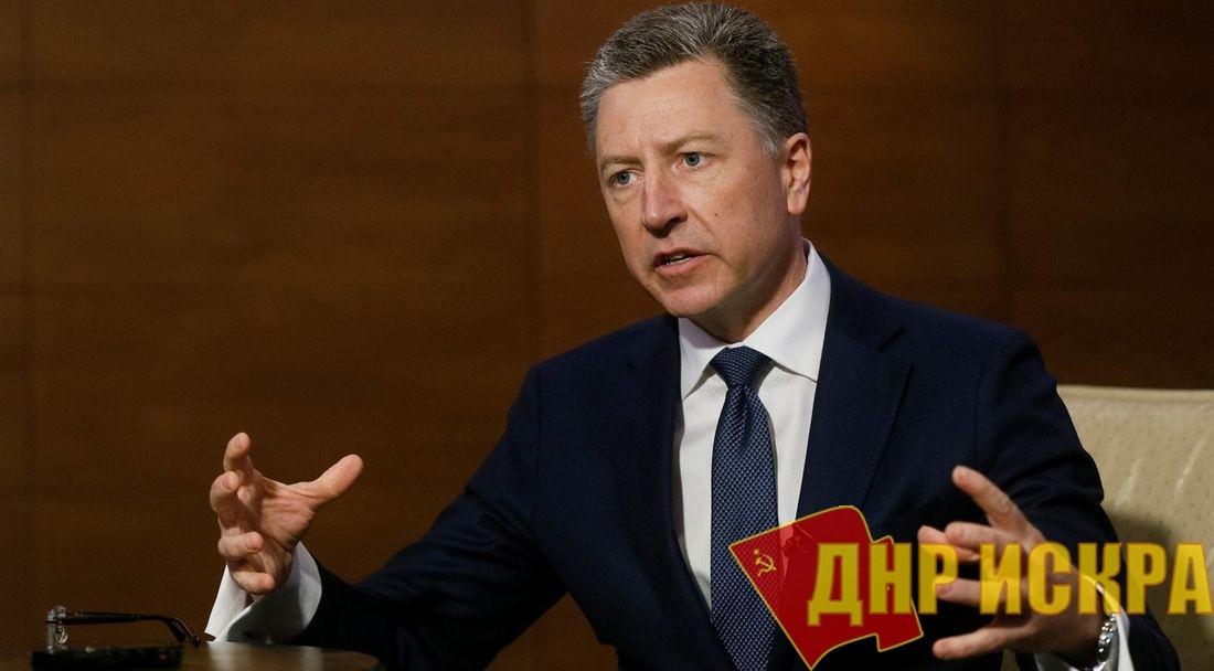 МИД РФ: Деятельность Волкера перечеркивает Минские соглашения