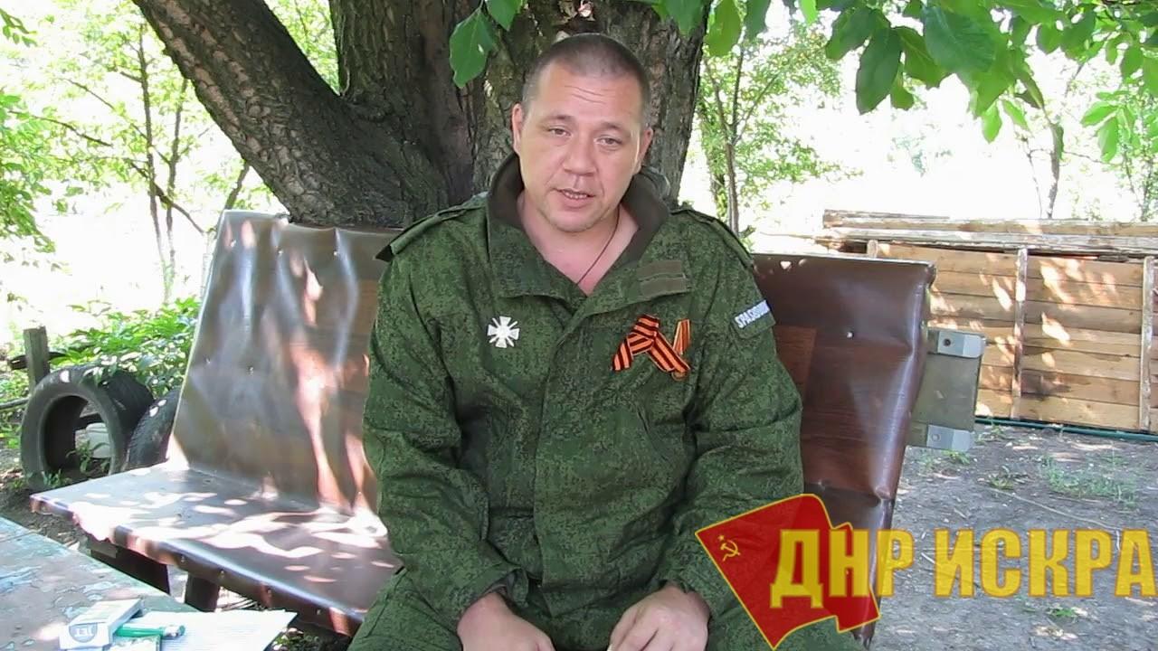 Во второй раз прибыл в ЦИК ДНР Игорь Хакимзянов, которому в первый раз было отказано в регистрации на выборы Главы ДНР