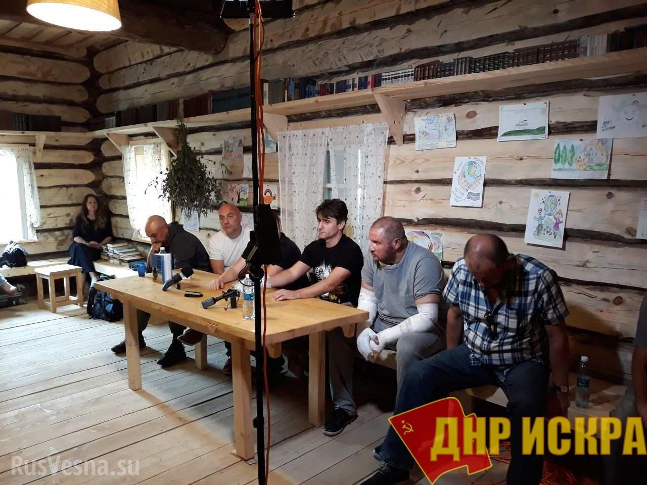 Слухи об аресте не подтвердились: «Ташкент» принимает участие в мероприятии в Подмосковье (ФОТО)