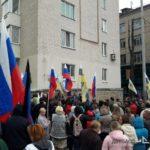 Как видят события с выборами в Донецке Дончане