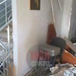 В субботу, 29 сентября, по окончанию съезда Коммунистической партии ДНР в её офисе сработало взрывное устройство