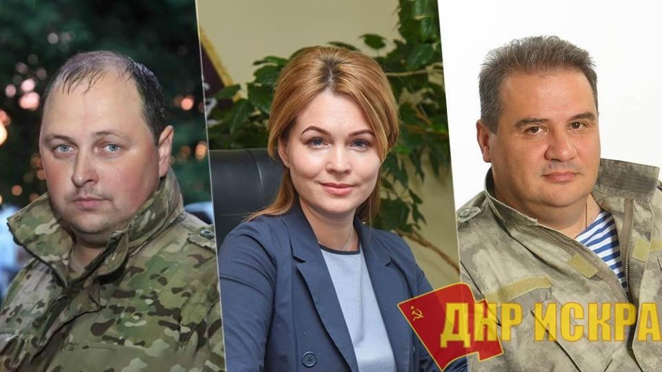 Ни один из вице-премьеров не поддержал путчистов и не был на заседании НС ДНР