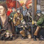 95 лет назад, 23 октября 1923 года, началось Гамбургское восстание рабочих против буржуазного немецкого правительства