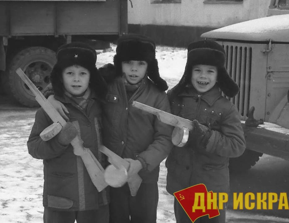 В СССР можно было в школу пронести тонну взрывчатки