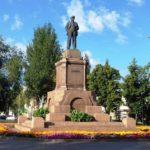 Мракобесы у власти. Самара: Власти хотят убрать памятник Ленину с площади Революции