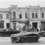 24 октября 1941 года немецкие войска вошли в Харьков