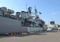 РФ пропустила военный корабль ВМС украины в Азовское море