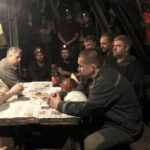 В Лисичанске (временно подконтрольном Украине) шахтеры остановили работу четырех шахт и перекрыли дорогу с требованием погасить задолженность по зарплате