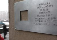За что был репрессирован Яков Шиндель в 1937 году?