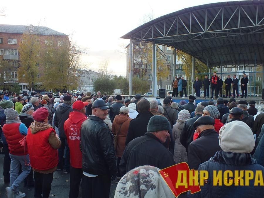 Выборы в Хакасии. Единственный кандидат – коммунист Коновалов