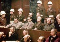 1 октября 1946 года завершился судебный процесс над бывшими руководителями Третьего Райха