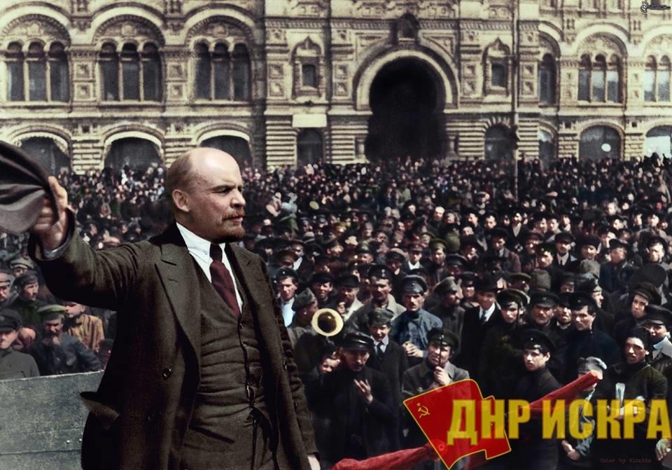Ленин: Диктатура одного класса является необходимой