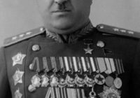 8 октября родился выдающийся советский полководец, Герой Советского Союза, генерал-полковник ИВАН ИЛЬИЧ ЛЮДНИКОВ