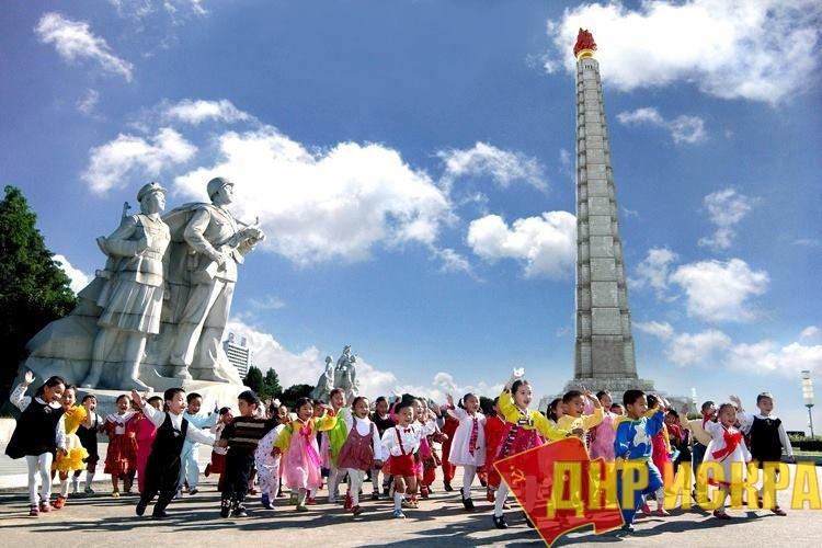 КНДР – страна без налогов