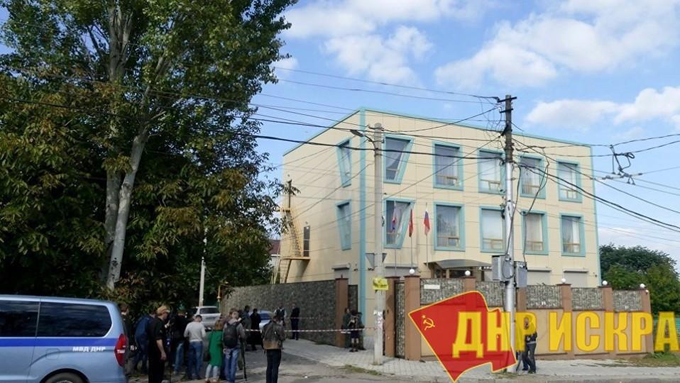Взрыв в Донецке 29 сентября: возбуждено уголовное дело по статье «теракт»
