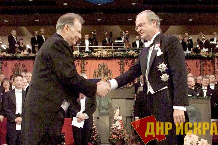 «И все-таки, почему социализм?». Статья Жореса Алферова в «Российской газете»