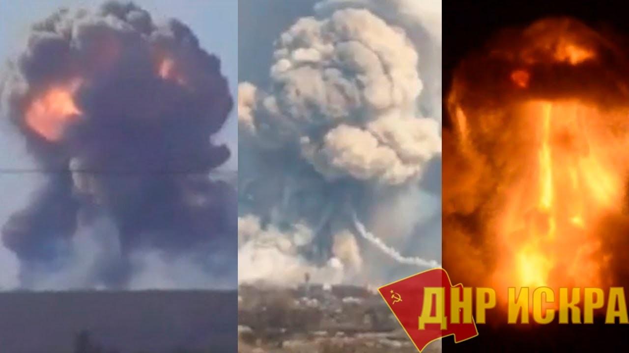 Как вступить в НАТО со своим пожаром: Порошенко решил привлечь структуры НАТО ко всему комплексу вопросов, связанных с хранением и охраной складов боеприпасов в стране