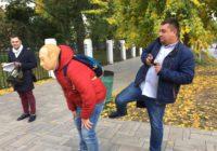 Самара: Левый Фронт поздравил Путина с днем рождения