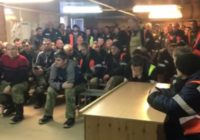 Продолжается забастовка рабочих на камчатском руднике