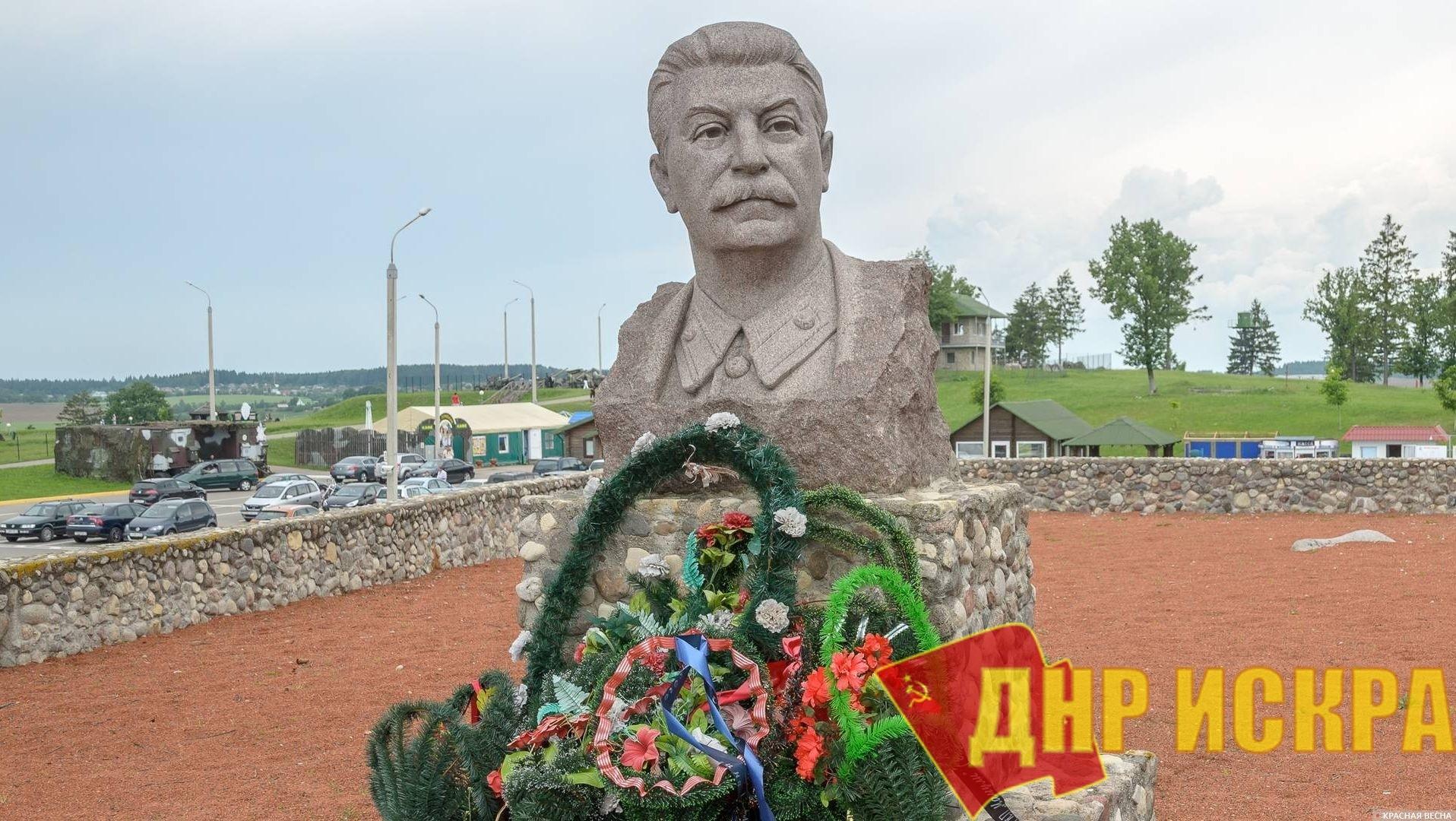 Минобороны не разрешило установку памятника Сталину