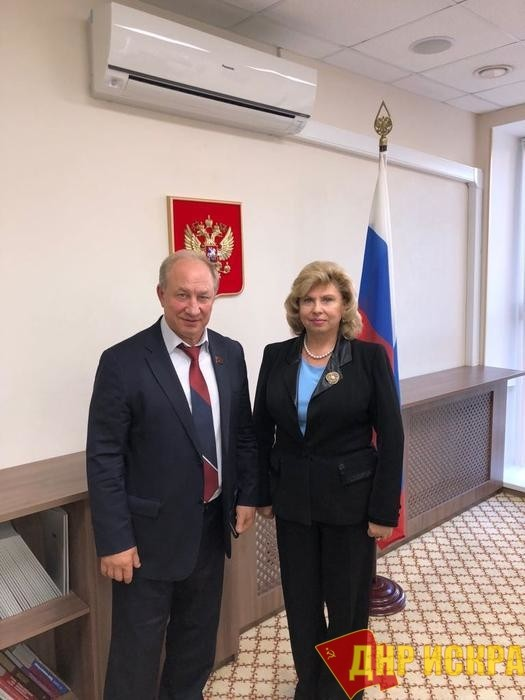 После встречи Валерия Рашкина с Москальковой освободили политического заключенного