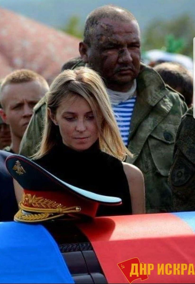 Мир Донбассу нужен как воздух, – Поклонская.
