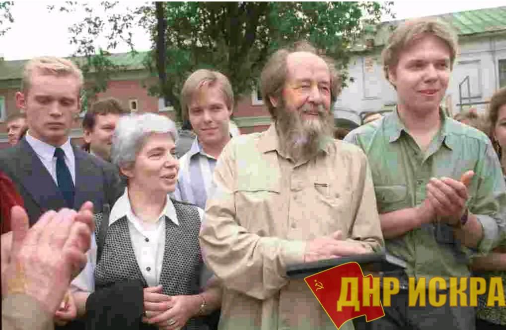 """Сын Солженицына - Игнат поставлен на """"теплое"""" место"""