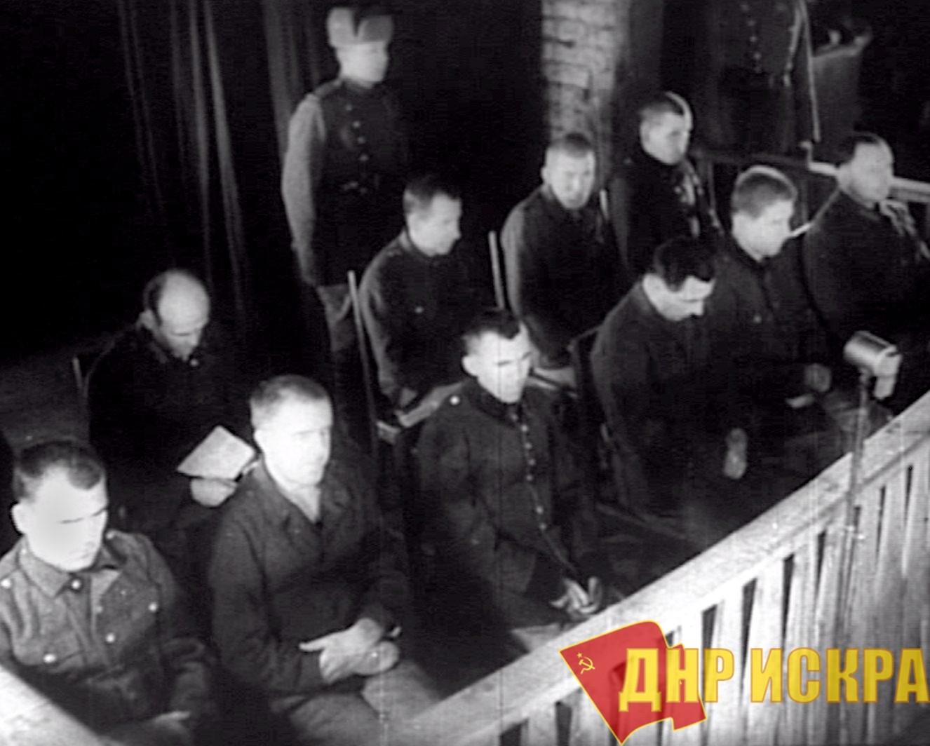 «В сарай всех наших согнали, сожгли заживо... Они хуже зверей»: Ленинградский процесс 1945 г.
