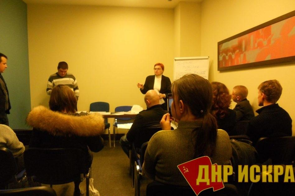 Волгоград: Левый Фронт укрепляет контакты с союзниками