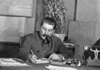 Беседа И.В. Сталина по вопросам политической экономии
