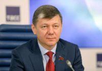 Дмитрий Новиков назвал муниципальный фильтр