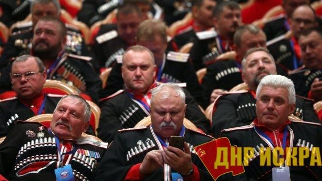 В России создали единое казачье войско. Атамана будет назначать Путин