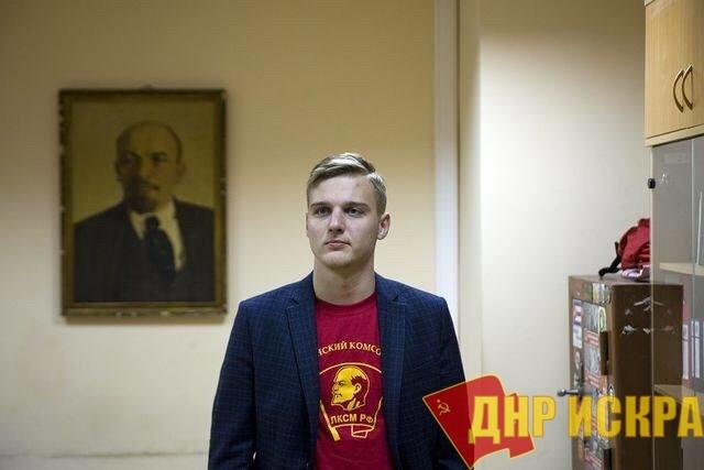 Знакомьтесь: молодой депутат-комсомолец из Свердловска (Екатеринбурга) Андрей Пирожков