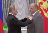 """Буржуй никогда не может быть """"своим"""", даже если он член КПРФ. КПРФ не выдвинет кандидата на перевыборах губернатора Приморья"""