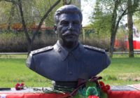 Новосибирцы поддерживают установку памятника Сталину