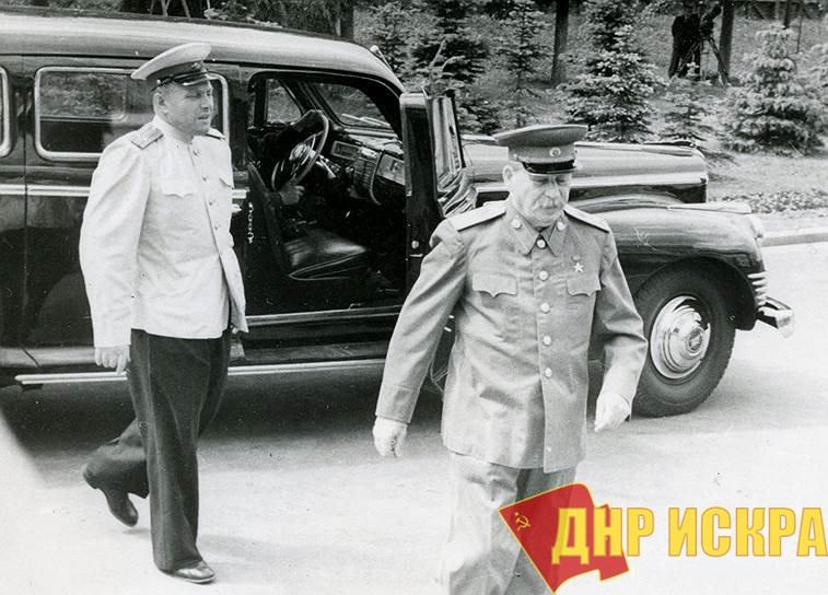 Поклеп Дмитрия Рогозина на товарища Сталина