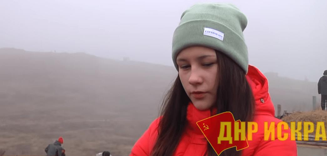 В Мариуполе детей кинули рыть окопы против наступления Армии РФ