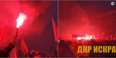 Под маской борьбы с коммунизмом
