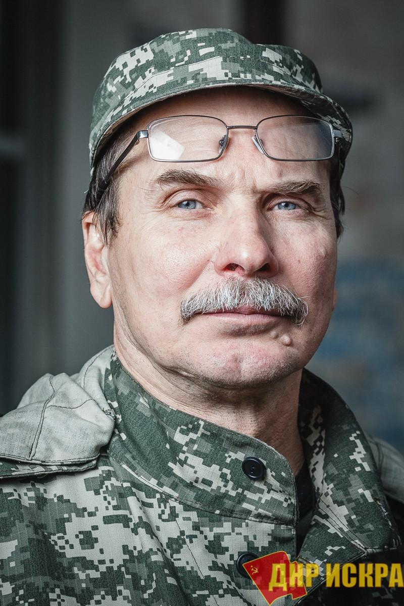 Березин Фёдор Дмитриевич