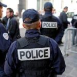 Полиция Франции поддерживает протестующих