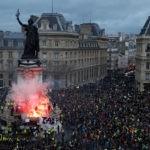 Франция: народ против правительства. Требования протестующих
