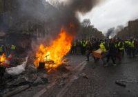 Франция встала на дыбы